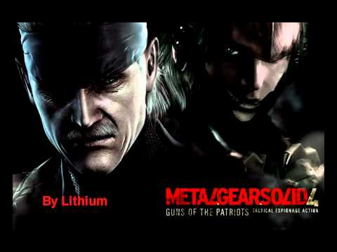 Metal Gear Solid 4 OST -  Enclosure