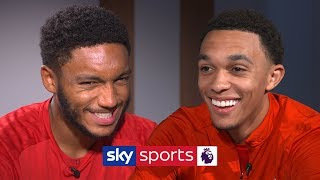 How many Premier League teams can Trent name in 30 seconds? | Lies | Alexander Arnold \u0026 Gomez