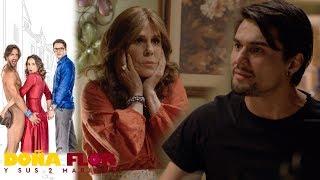 Doña Flor y sus 2 maridos - Capítulo 26: Chile quiere formalizar con Margarita | Televisa
