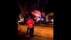 Melfort house fire
