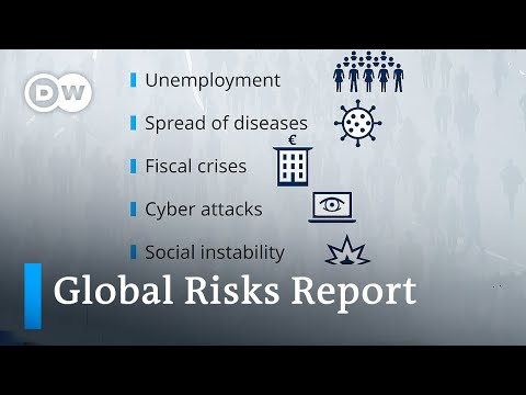 The greatest risks for the world economy | DW News