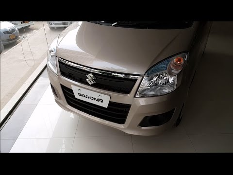 2017 Suzuki Wagonr Startup Complete Review Pakistan Youtube