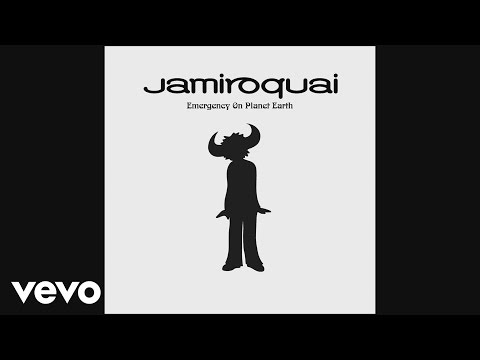 Jamiroquai - Whatever It Is, I Just Can't Stop (Audio)