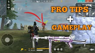FREE FIRE | RANK PRO TIPS AND 11 KILL FREE FIRE