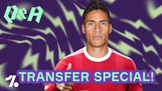 Varane TRANSFER can win EPL title for Man United!