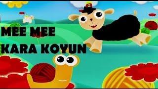 Mee Mee Kara Koyun Çocuk Şarkısı Dinle