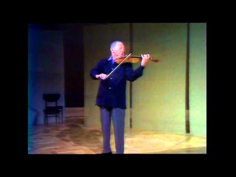 God's Fiddler: Jascha Heifetz [Trailer]