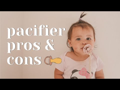 Benefits and drawbacks of Pacifier Use within Breastfed Babies