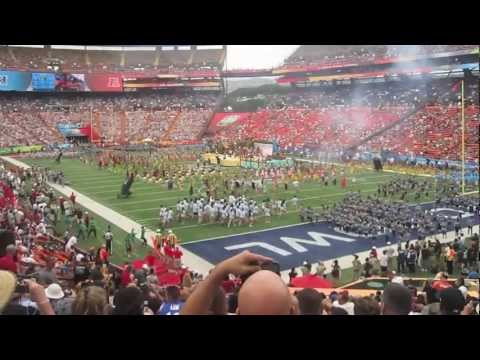 2013 NFL Pro Bowl Game in Hawaii