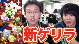 【パズドラ】ぷれドラ大量発生がウマいッ!!!!