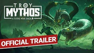 A Total War Saga: TROY - MYTHOS Announcement Trailer