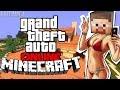 GTA 5 online в minecraft!