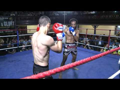 Przemek Kierpacz KO Bloodline vs Reinaldo Santos Fight for Peace - KO Blood and Glory 6