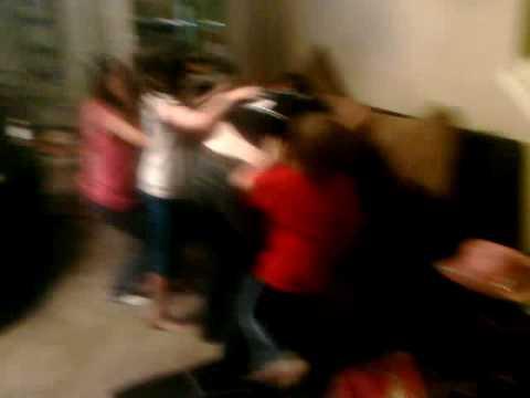 Girls Beat Up Men