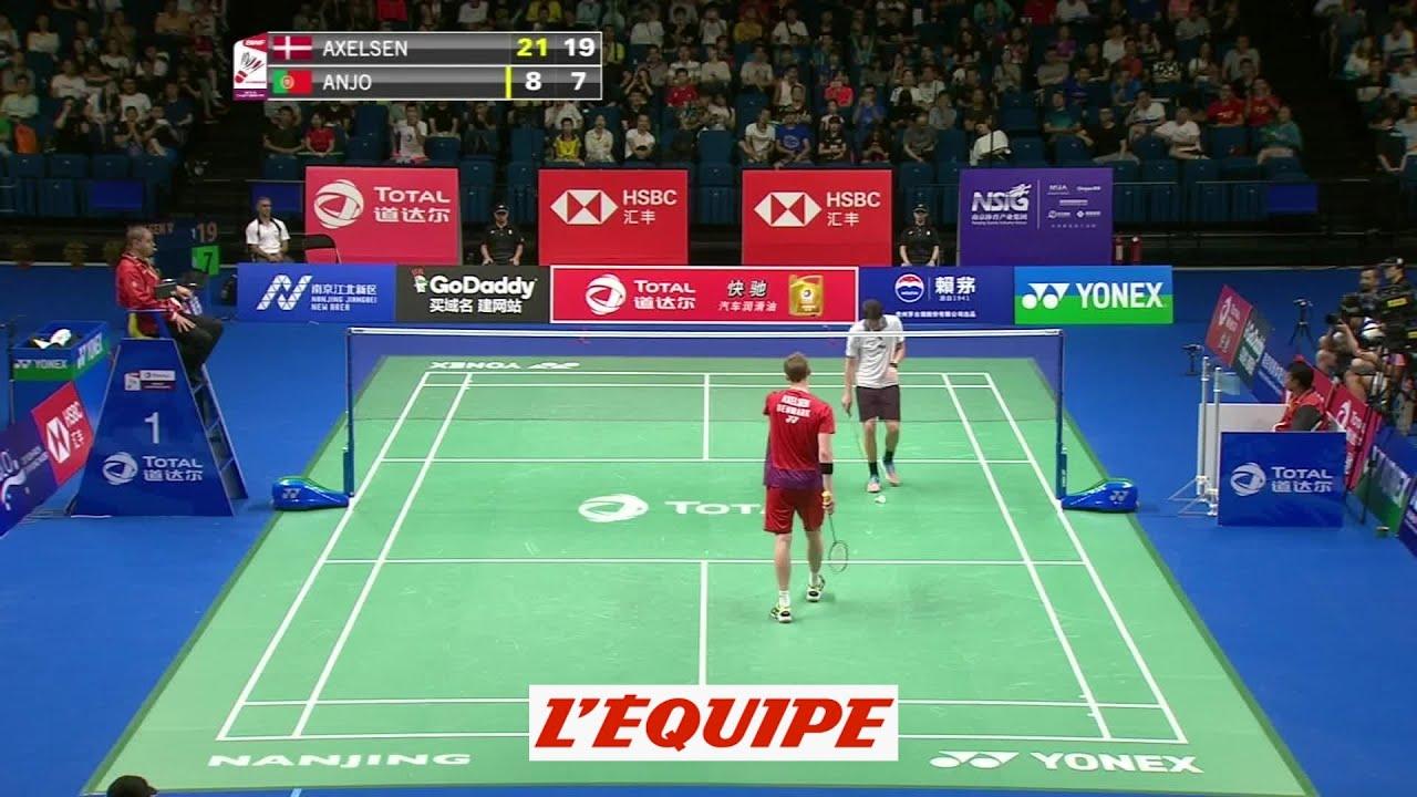 le r u00e9sum u00e9 de la premi u00e8re journ u00e9e - badminton
