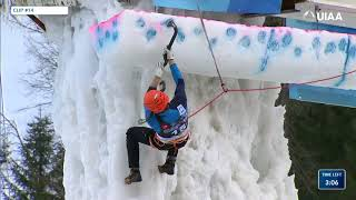 The future of Ice Climbing