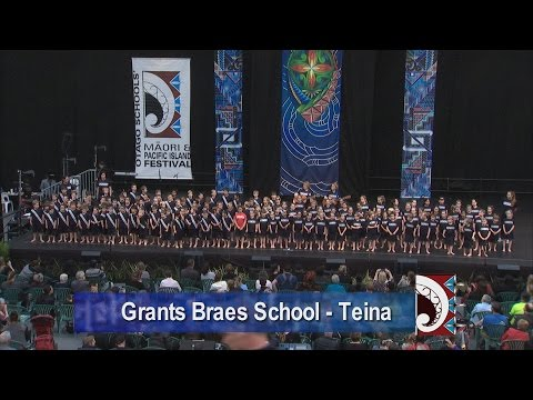 Grants Braes School - Teina  - Otago Polyfest 2016