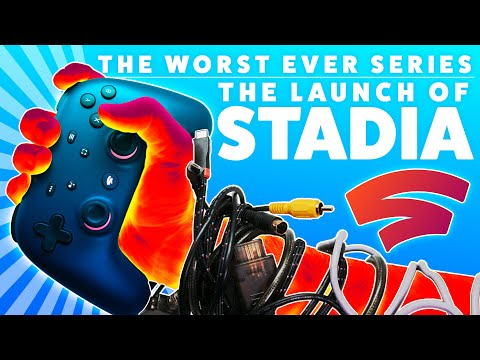 Worst Console Launch Ever: Google Stadia - Rerez