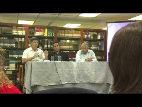 Debate sobre Descentralización en Panamá - Richard Morales