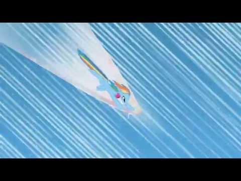 [PMV] Rainbow Dash - Sonic Boom