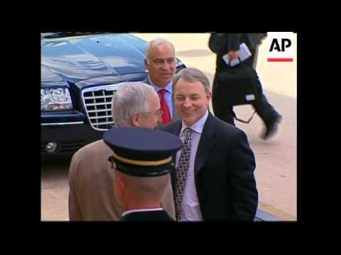 NZealand defence minister welcomed at US Dept of Defence