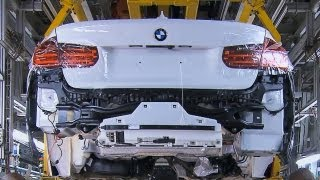 ► BMW 3 Series F30 Factory in South Africa