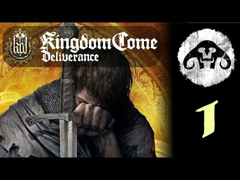 Kingdom Come: Deliverance #1 - How Hard Can It Be?