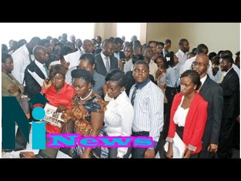 Types of unemployment in Nigeria