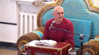 2020.03.01 Е.М. Агастья Муни прабху - воскресная лекция