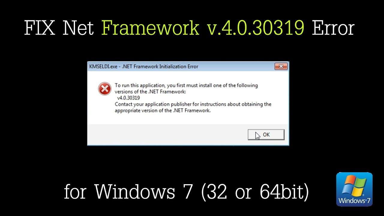 v4 0.30319 net framework v4 free download