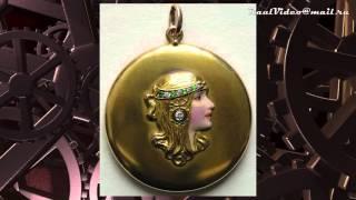 Коллекция золотых платиновых, палладиевых часов с бриллиантами Фильм 2