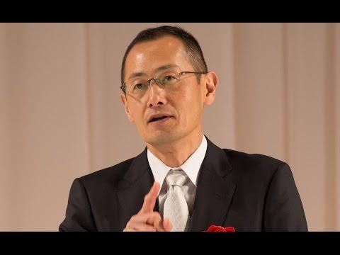 「平成27年度近畿大学卒業式」iPS細胞研究所 山中伸弥教授メッセージ