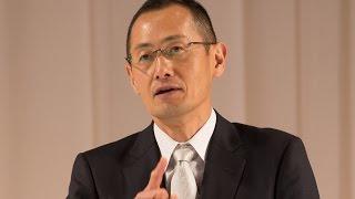 「平成27年度近畿大学卒業式」iPS細胞研究所 山中伸弥教授メッセージ thumbnail