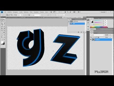 Floath – 3D Alphabet Pack // Giveaway