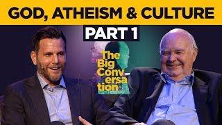Dave Rubin & John Lennox • Is God dead? Faith, culture and the modern world PART 1