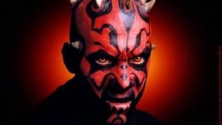 darth maul halloween makeup