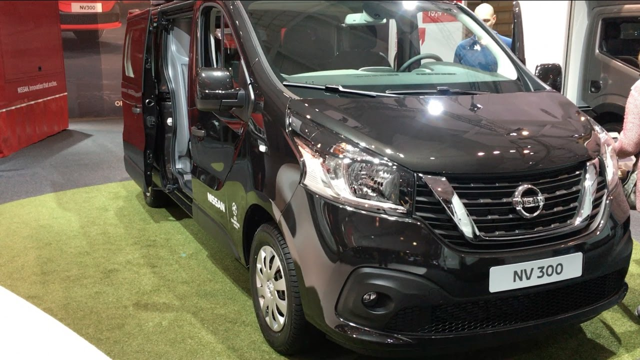 nissan nv300 2017 in detail review walkaround interior exterior youtube. Black Bedroom Furniture Sets. Home Design Ideas