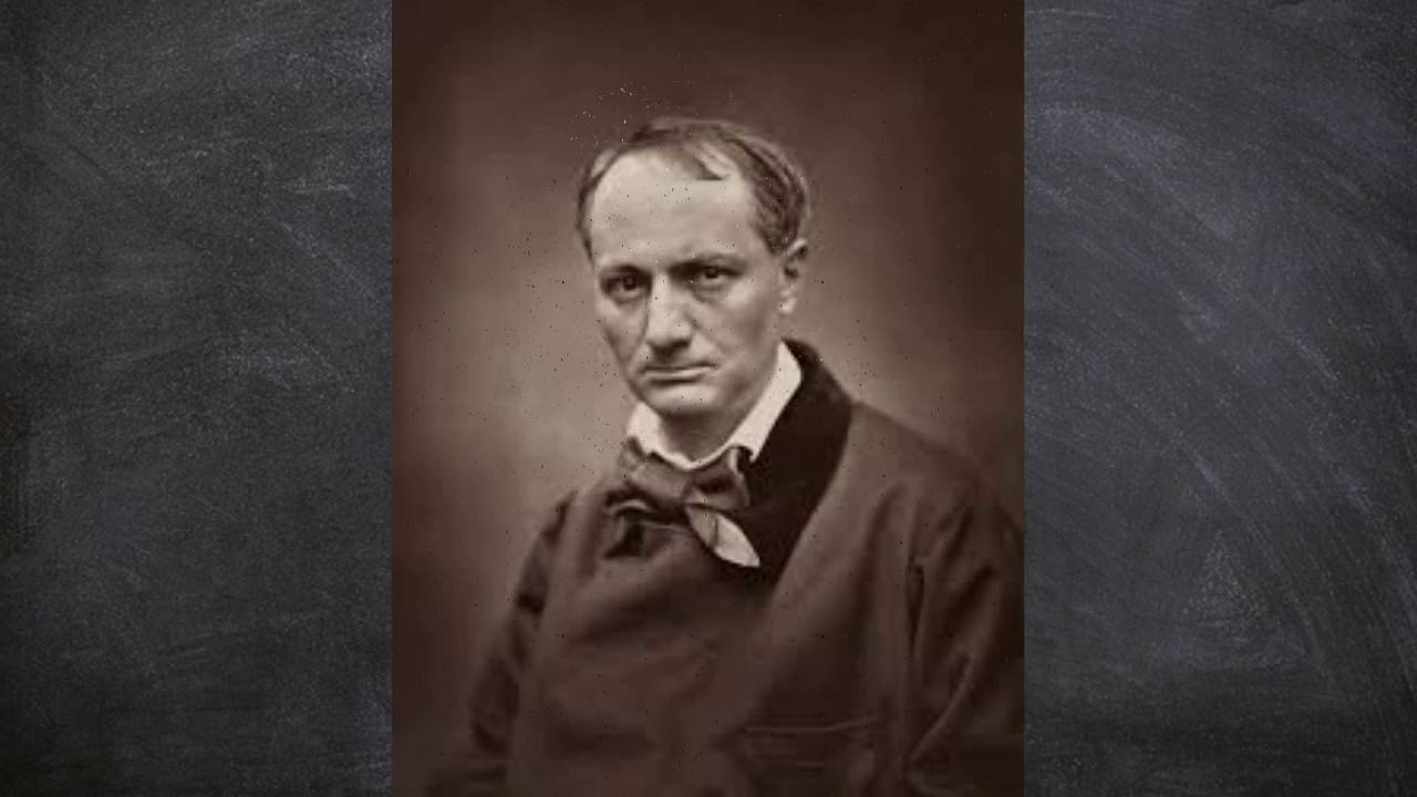 Parfum Exotique Charles Baudelaire