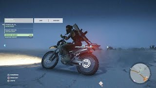 Trolling People That Can't Get Rid Of Me In Ghost Recon Wildlands
