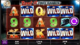 BIG WIN On Michael Jackson King of Pop Slot Machine