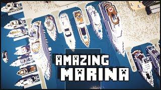 Minecraft - Epic Marina