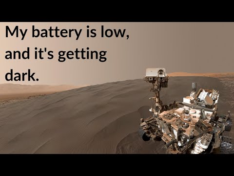 Opportunity's Last Message: Why did it go silent on Mars?