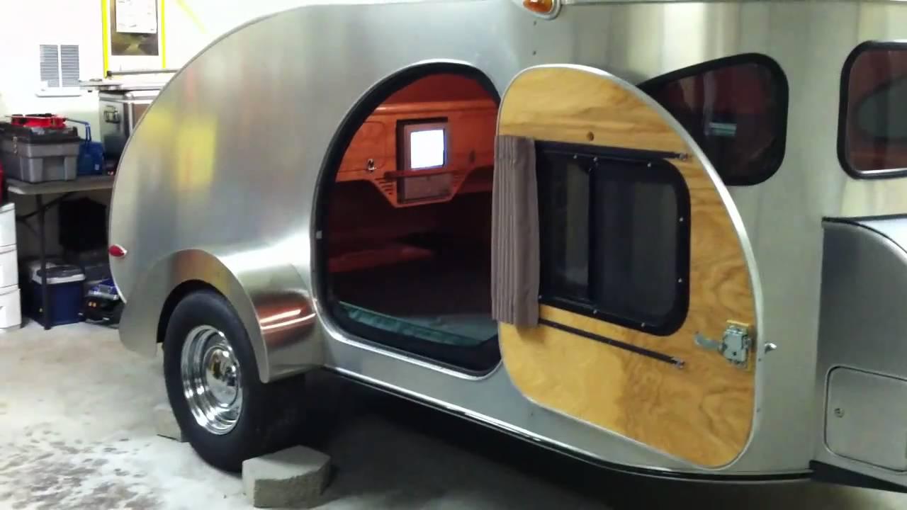 2006 campinn 560 ultra tear drop camper youtube. Black Bedroom Furniture Sets. Home Design Ideas