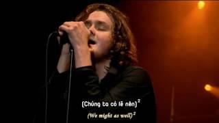 [Lyrics+Vietsub] Keane - We Might As Well Be Strangers (@Brixton Academy, London 2004)