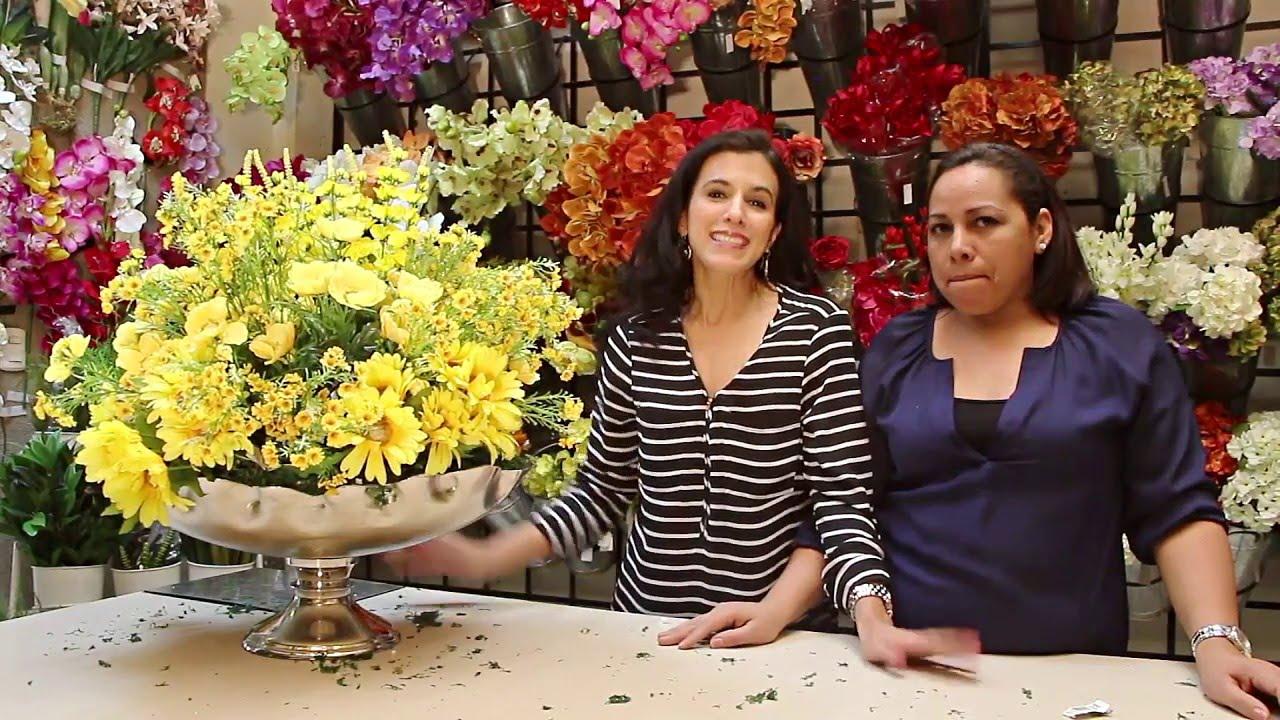 Tip arreglos florales masivos youtube - El armario hn ...