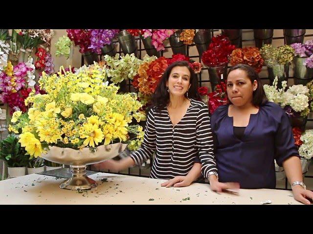TIP Arreglos florales masivos