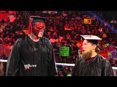 Team Hell No graduates from anger management: Raw, Jan 21, 2013