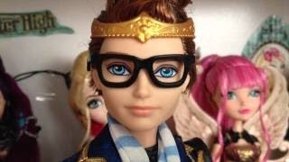 Dexter Charming Ever After High Stop Motion Review!