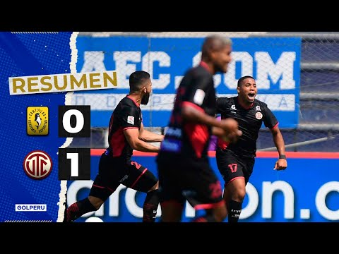 AD Cantolao Cajamarca Goals And Highlights