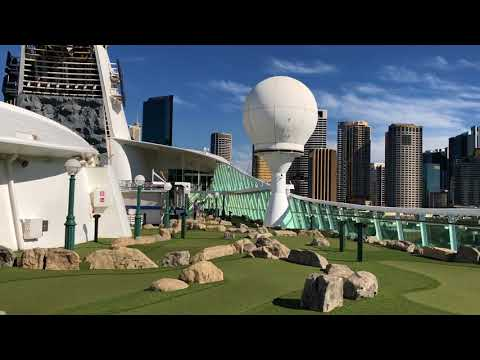 Voyager of the Seas Ship Tour April 16, 2018